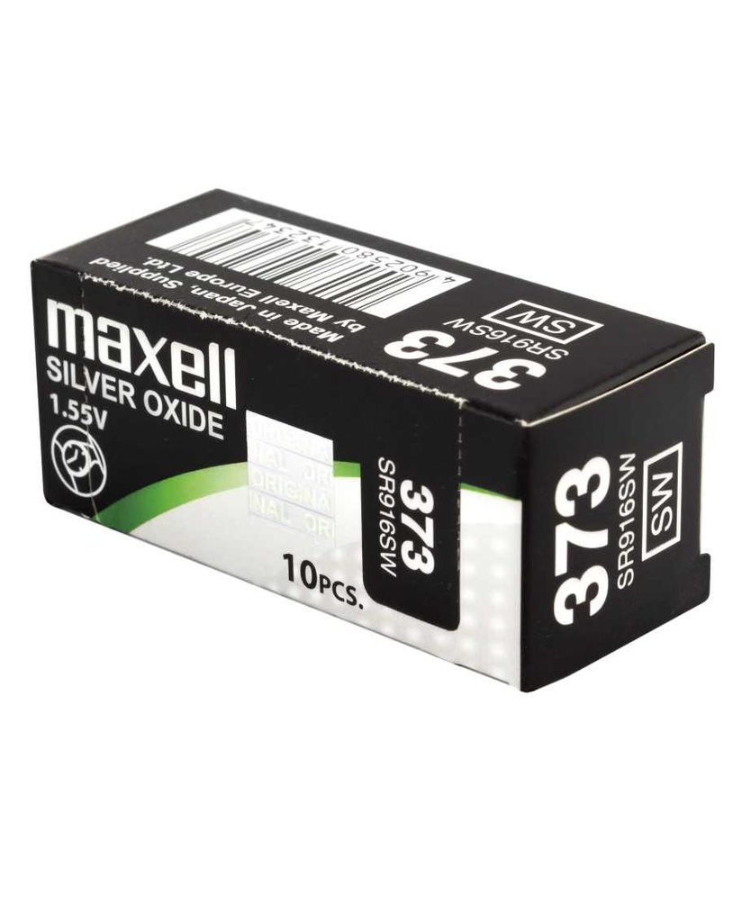 BATERI COIN MAXELL SR916SW 1PC EU MF