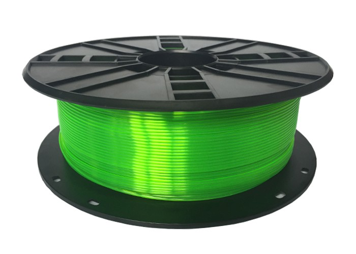 3D FILAMENT GEMBIRD PLA-PLUS filament, green, 1.75 mm, 1 kg | 3DP-PLA+1.75-02-G