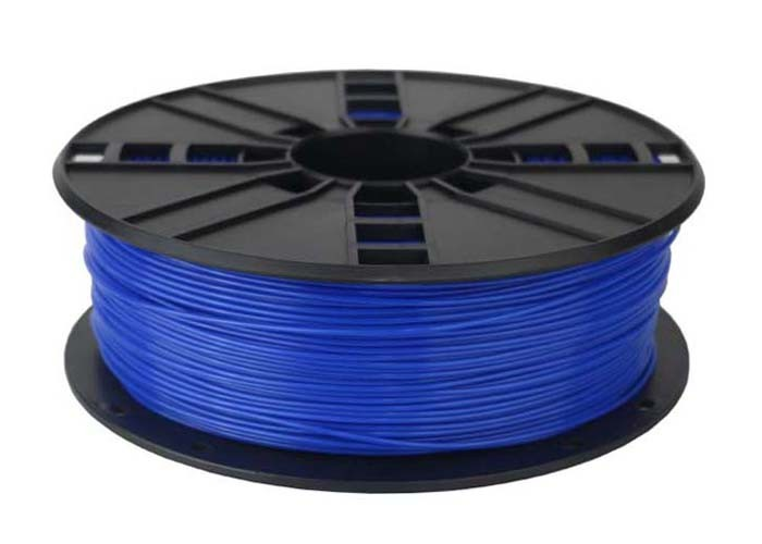 3D FILAMENT GEMBIRD PLA Blue, 1.75 mm, 1 kg | 3DP-PLA1.75-01-B