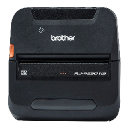 [A00806] MOBILE THERMAL RECEIPT PRINTER BROTHER RJ4250WBZ1