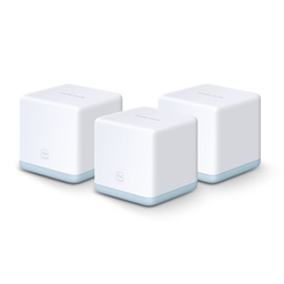 [A01063] ROUTER MERCUSYS Halo S12(3-Pack) 1200Mbps