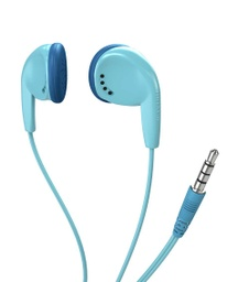 [A04462] KUFJE MAXELL EARPHONES EB-98 BLUE EAR BUD