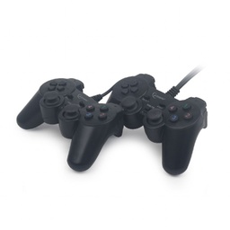 [A05832] GEMBIRD Double USB dual vibration gamepad | JPD-UDV2-01