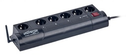 [A06028] GEMBIRD EnerGenie Programmable surge protector with WLAN interface | EG-PMS2-WLAN